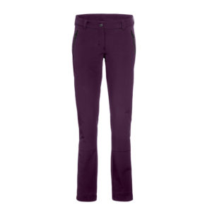 Maier Sports Helga Pants Slim | Italian Plum