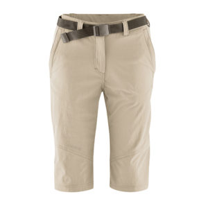 Maier Sports Lawa Bermuda Shorts | Feather Grey