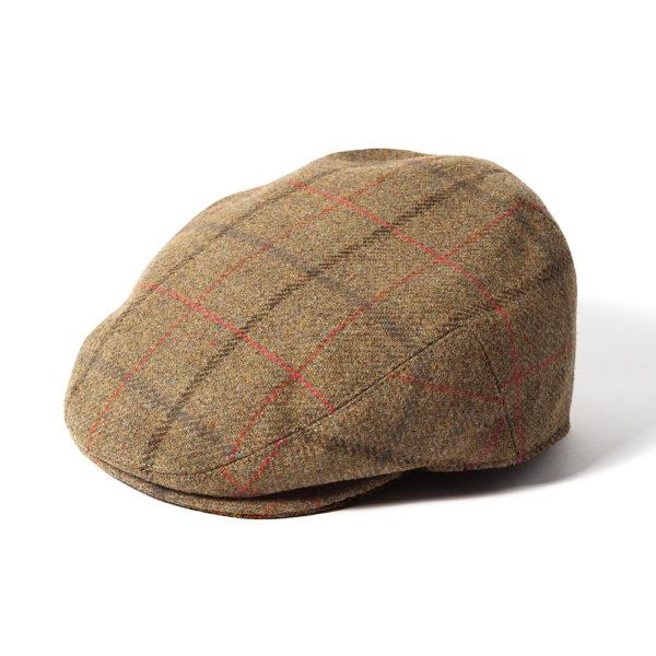 Failsworth Gamekeeper Tweed Cap | Brown