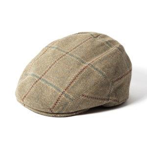 Failsworth Gamekeeper Tweed Cap | Grey