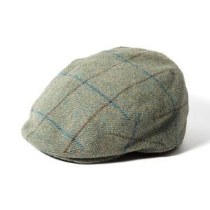 Failsworth Gamekeeper Tweed Cap | Sage