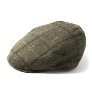 Failsworth Waterproof Cap | Olive Check