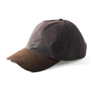 Failsworth Wax Baseball Cap | Brown