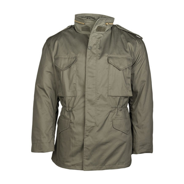 Mil-Tec M65 Field Jacket | Olive