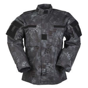 Mil-Tec Mandra ACU Field Jacket | Night