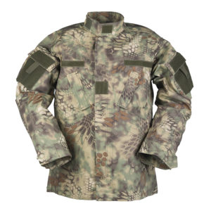 Mil-Tec Mandra ACU Field Jacket | Wood