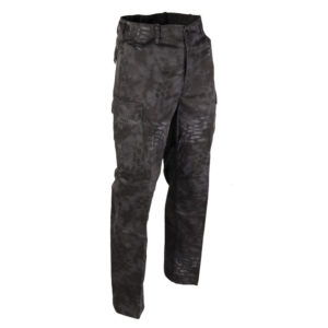 Mil-Tec Mandra BDU Field Pants | Night