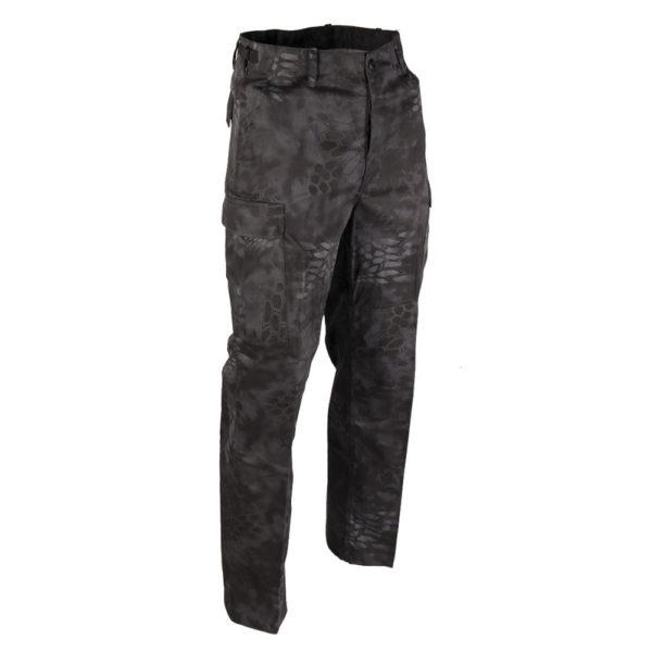 Mil-Tec Mandra BDU Field Pants | Night
