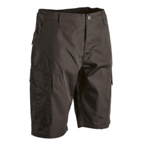 Mil-Tec US ACU Bermuda Shorts | Black