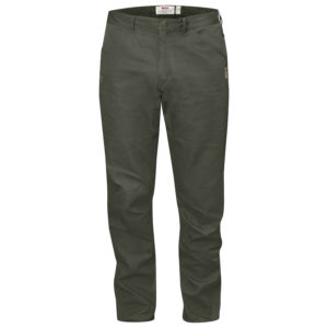 Fjallraven High Coast Trousers Reg | Mountain Grey