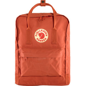 Fjallraven Kanken | Rowan Red
