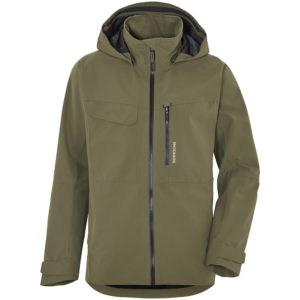 Didriksons Aston Jacket | Fog Green