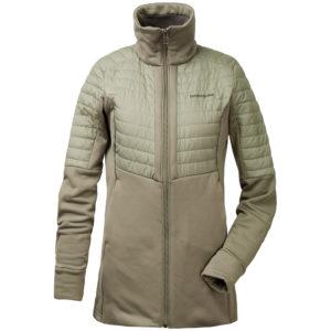 Didriksons Mela Womens Jacket | Mistel Green