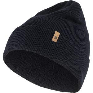 Fjallraven Classic Knit Hat | Dark Navy