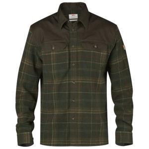 Fjallraven Granit Shirt | Green
